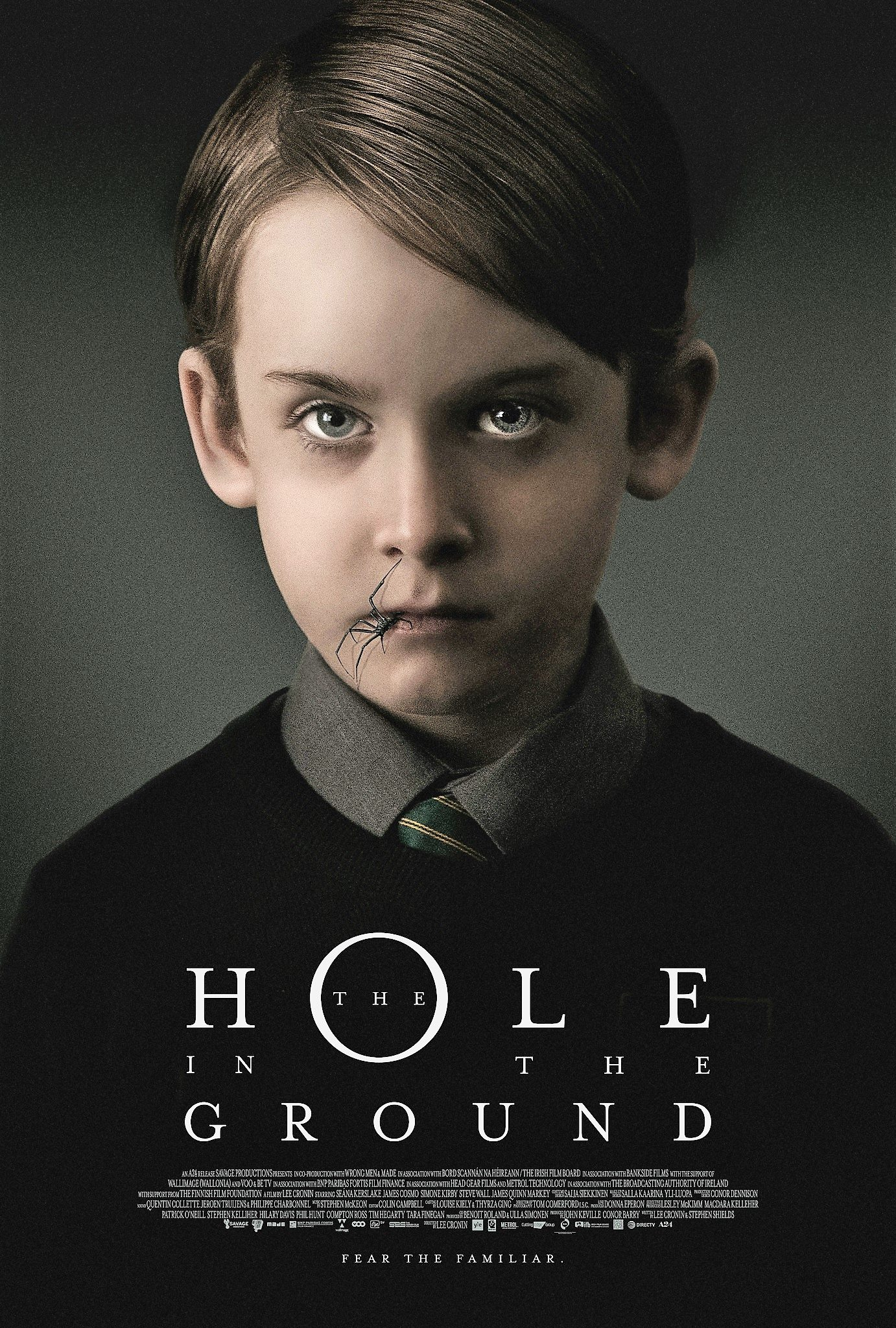 The Hole in the Ground (2019) – Na pewno nie będziecie się nudzić.