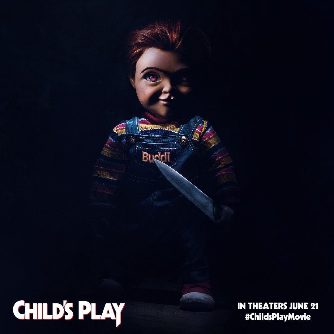 21 czerwiec – premiera nowej Laleczki Chucky.