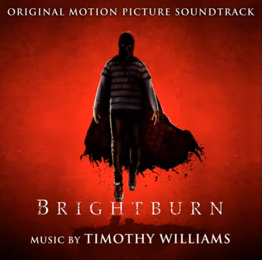 "Cały soundtrack do horroru ""BRIGHTBURN""."