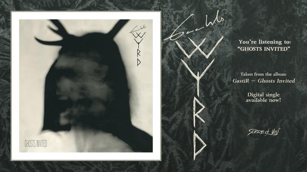 Gaahls Wyrd: jest już dostępny streaming płyty GastiR – Ghosts Invited