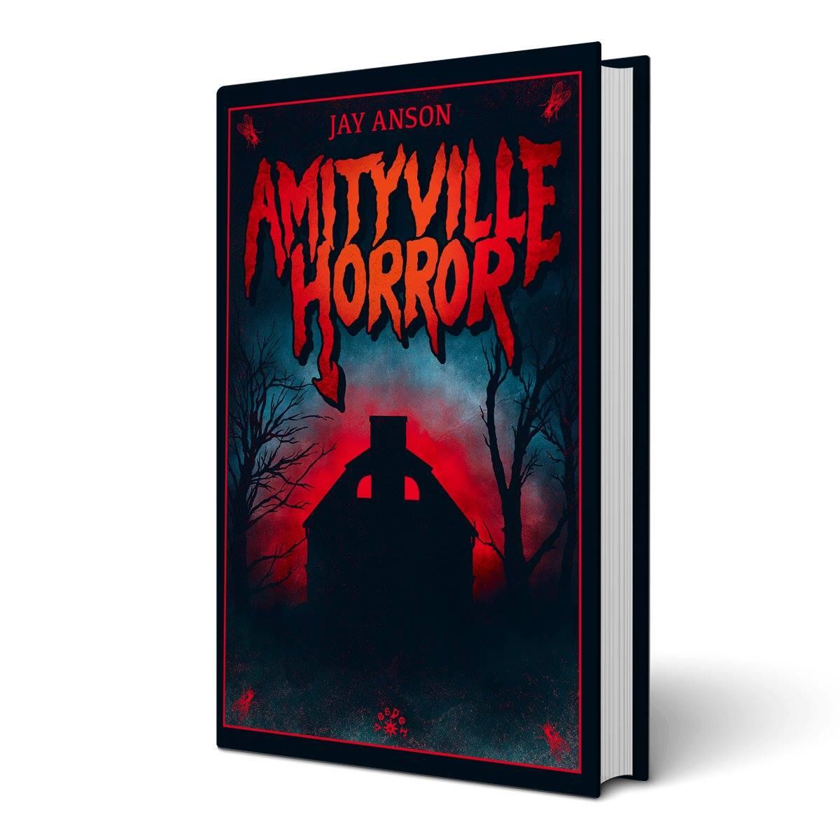 """Wydawnictwo Vesper zapowiada wydanie książki """"Amityville Horror"""". A zapowiada to tak:"""
