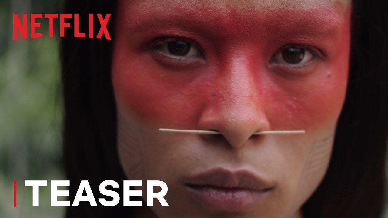 """Zobacz teaser do """"Green FRONTIER"""" – (Netflix)."""