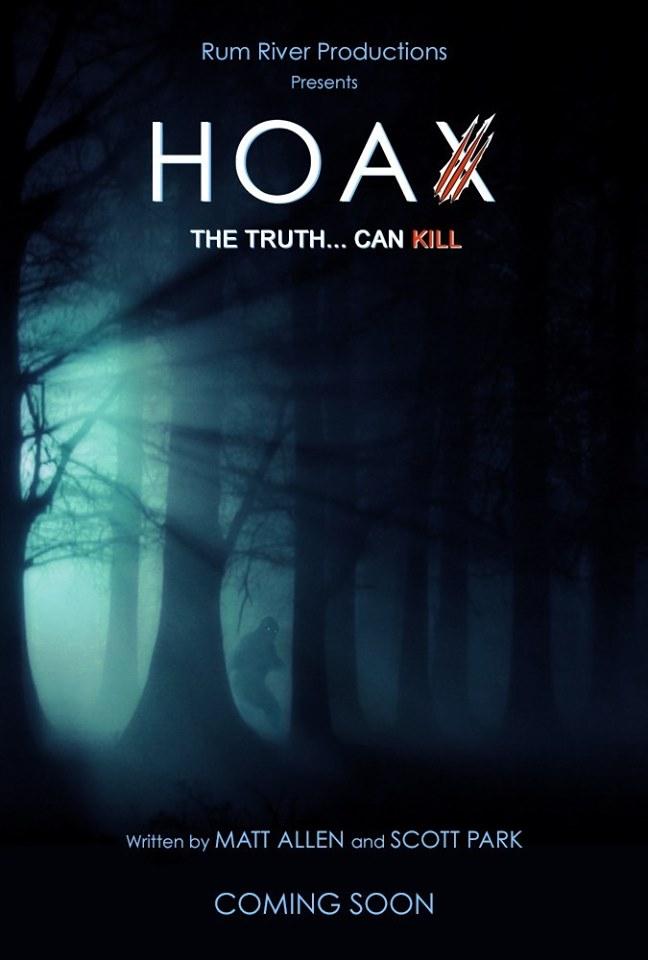 """Wielka Stopa będzie mordować obozowiczów w horrorze """"HOAX"""" (sierpień 2019).  Zobacz zwiastun:"""