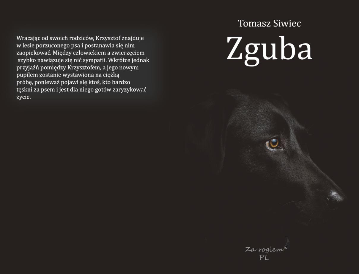 "Najnowszy patronat Trupi Jad – ""Zguba"" – Tomasza Siwca."