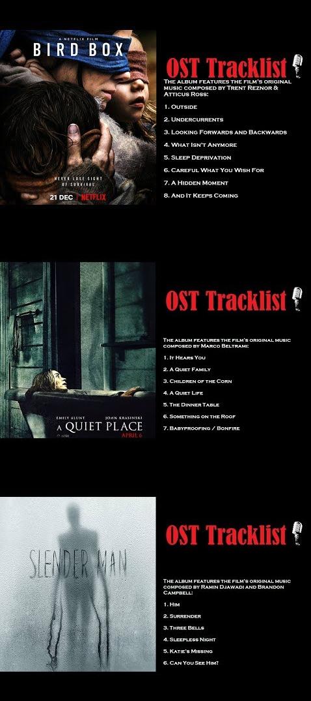 Trzy horrorowe soundtracki, które polecamy w tym tygodniu.