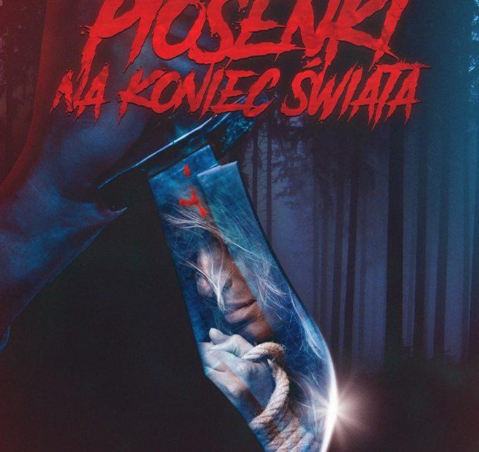 """""""Piosenki na koniec świata"""" – Roberta Ziębińskiego już w sprzedaży. (nasz patronat)."""
