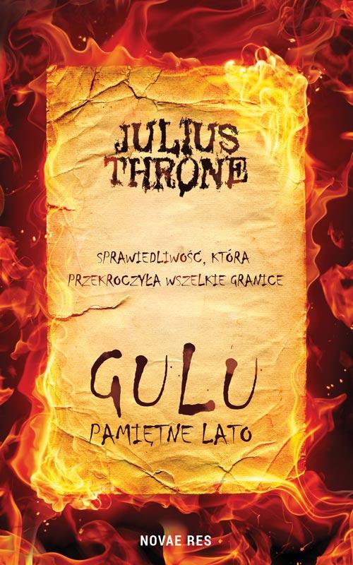 """Gulu. Pamiętne lato"" – J. Throne – nowość od Novae Res"