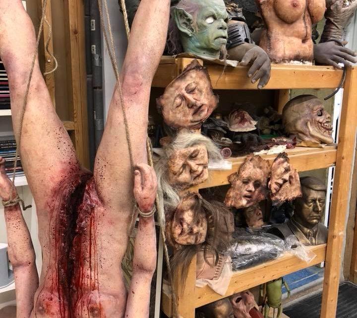 """""""BLOOD QUANTUM"""" czyli krwawa zapowiedź dla fanów klimatów zombie."""