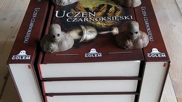 """""""Uczeń Czarnoksięski"""" – już na papierze."""
