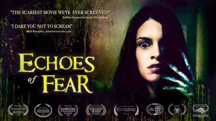 """Pierwszy horror w 2020 roku? – """"Echoes of Fear""""."""