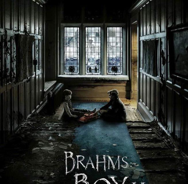 """""""Brahms: The Boy II"""" w lutym 2020."""