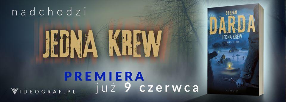 Nowa powieść Stefana Dardy już 9 czerwca.