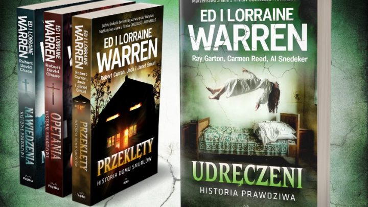 Wydawnictwo Replika zapowiedziało czwartą książkę z serii Warrenów.