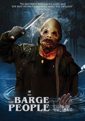 """Nadciągają zmutowane człowieko-ryby! """"THE BARGE PEOPLE""""."""