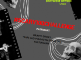 """#scary100challenge – Krzysztof Rewiuk """"Szkło""""."""