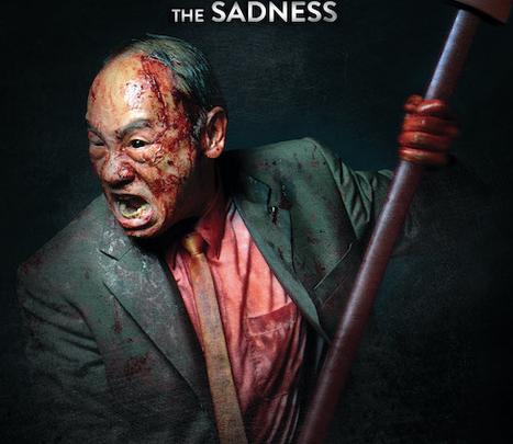 """Raven Banner Entertainment zaprezentował trailer do """"The Sadness"""", który zapowiada się niezwykle krwiście."""