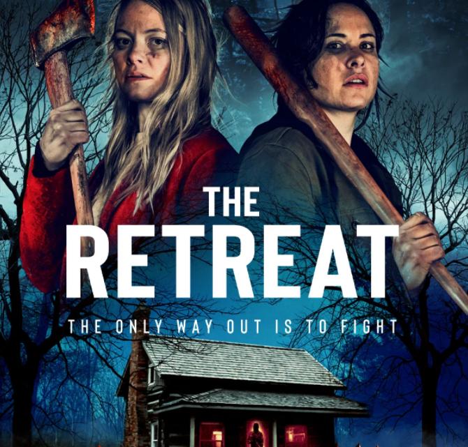 "Zobacz trailer do slashera – ""The Retreat""."
