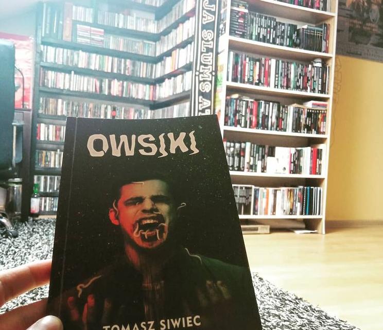 """Szybka opinia o bezkompromisowym horrorze Tomasza Siwca – """"OWSIKI""""."""