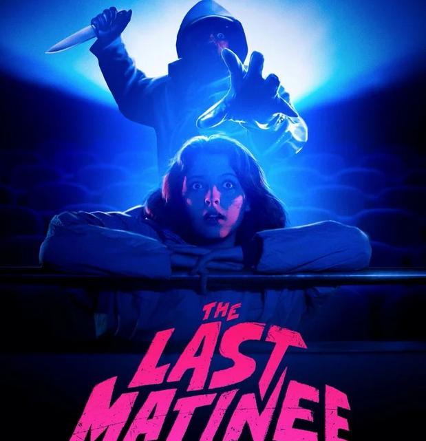 """Zwiastun slashera """"THE LAST MATINEE""""."""