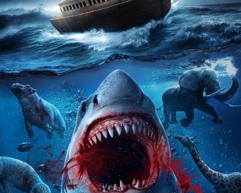 """""""Noah's Shark"""" – czyli Arka Noego okryta pradawną klątwą!"""